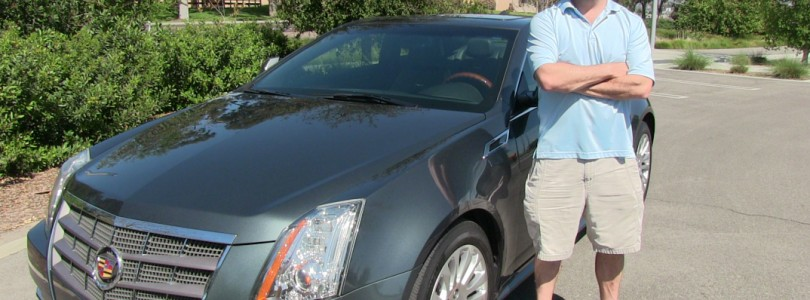 2011 Cadillac CTS-4 3.6 2-Door Coupe Video Interview