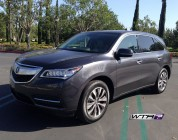 2014 Acura MDX SH-AWD Video Review