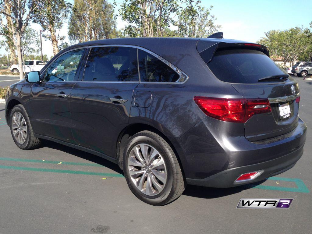 2014-Acura-MDX-SH-AWD-rear-WTR