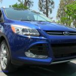 2014 Ford Escape Titanium AWD Review Video