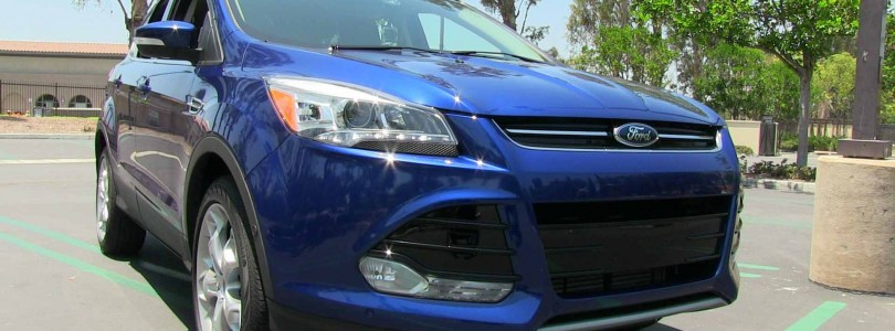 2014 Ford Escape Titanium AWD Review Video