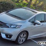 2015 Honda Fit Review