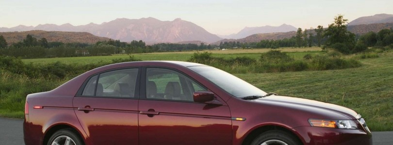 Used Luxury Car Buying Guide: Acura TL (2004-2008)