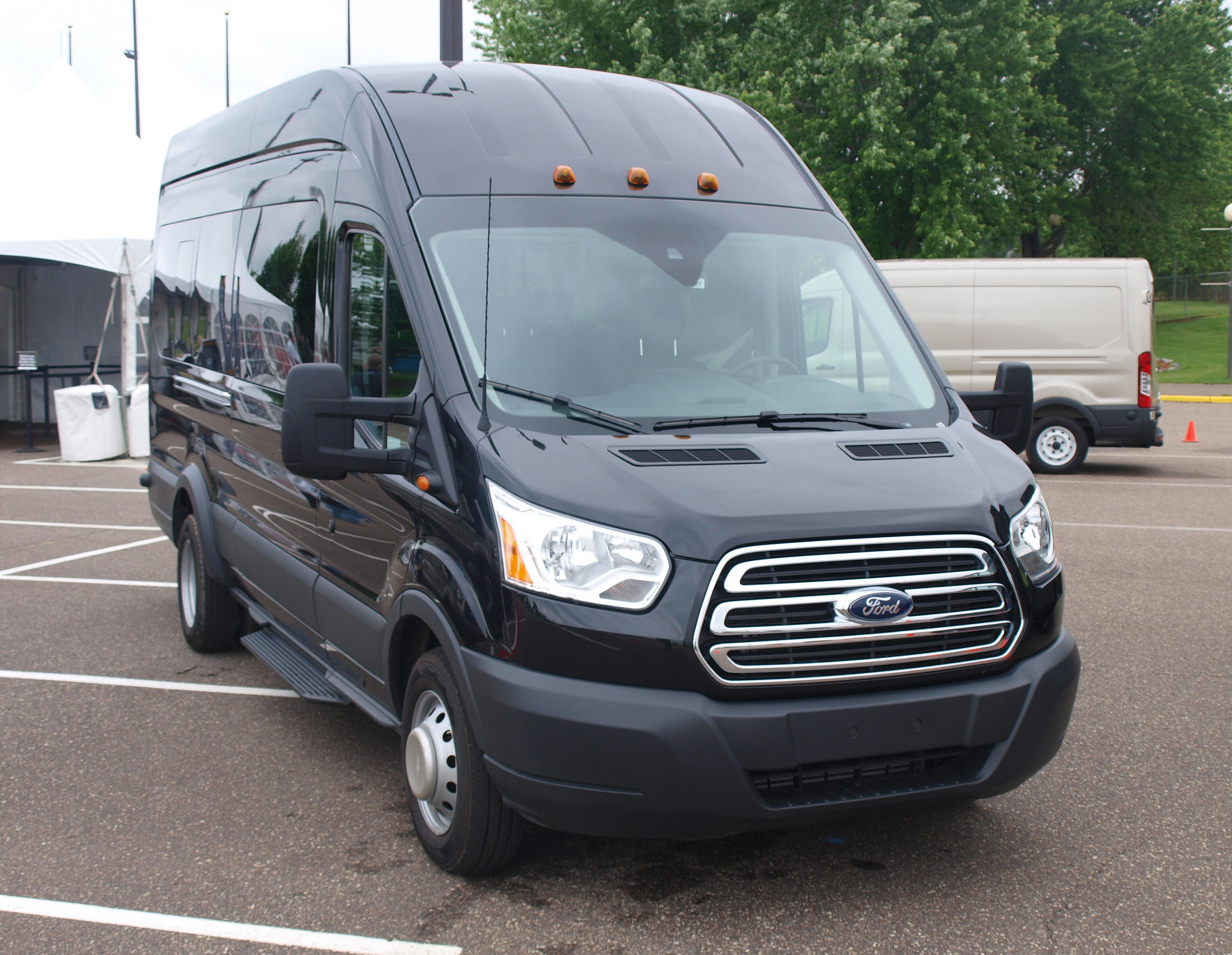 2015 ford transit van main