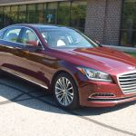 2015 Hyundai Genesis HTrac