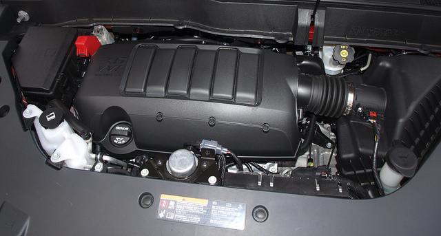 2015-chevrolet-traverse-LTZ-AWD-engine