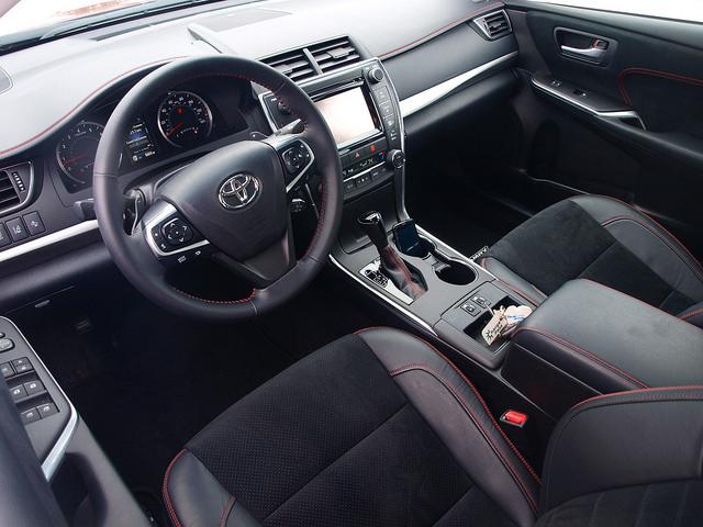 2015 toyota camry interior. the instrument 2015 toyota camry interior
