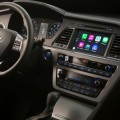 Hyundai Connects to Apple, Google in 2015 Sonata