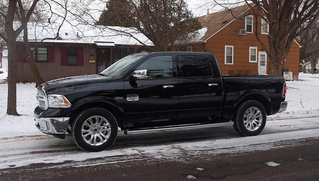 2015 Ram 1500-4X4-Laramie-Longhorn-Crew-Cab-side