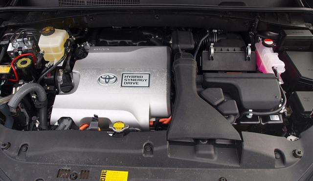 2015-toyota-highlander-hybrid-limited-engine