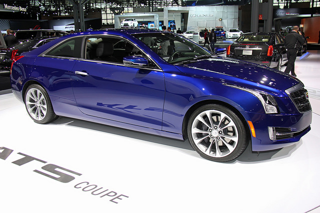 2015_cadillac_ats_coupe_opulent_blue_side_view
