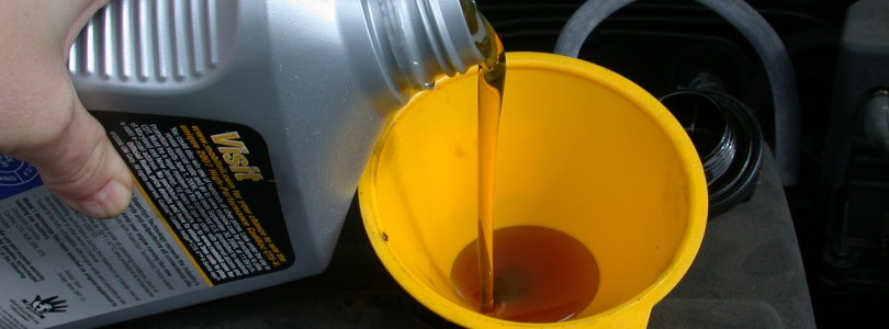 How to do your own Oil Change and Still Preserve the Environment