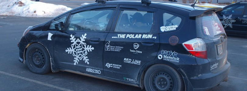 Rallying For a Cause: The Polar Run Heads Northbound