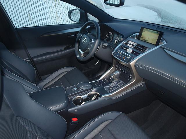 2015-Lexus-NX-200t-F-Sport-interior-passenger-side