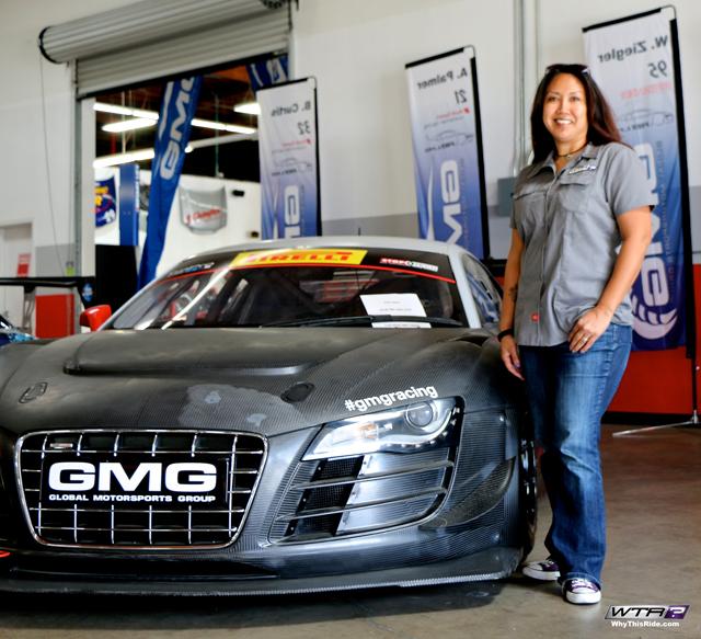 GMG-racing-open-house-carbon-fiber-audi-R8-LMS-GT3-R16-maryanne-wendt