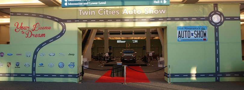 WTR Visits the Twin Cities Auto Show