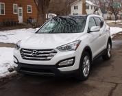 2015 Hyundai Santa Fe Sport 2.0 T