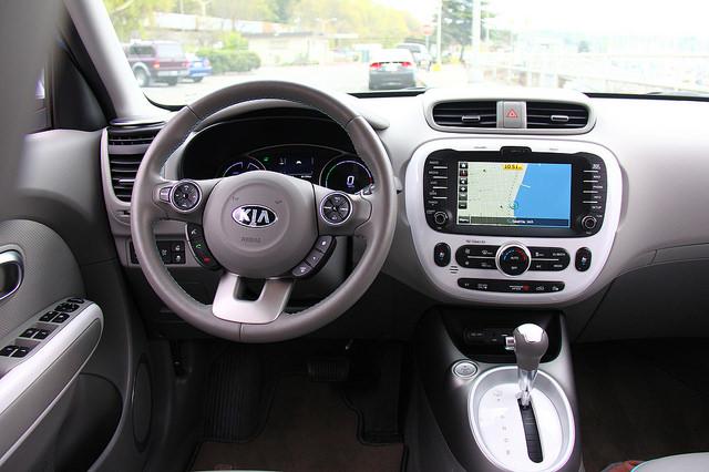 Kia S First Electric Car Kia Soul Ev Plus Review