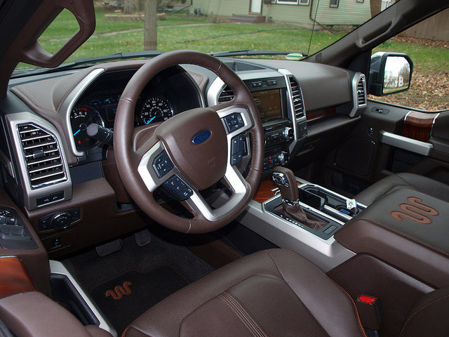 2015 ford f 150 king ranch officially revealed featured image