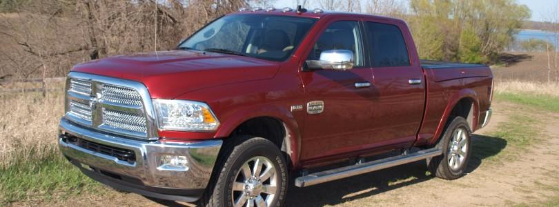 2015 Dodge Ram 2500 Laramie Longhorn 4X4 Crew Cab