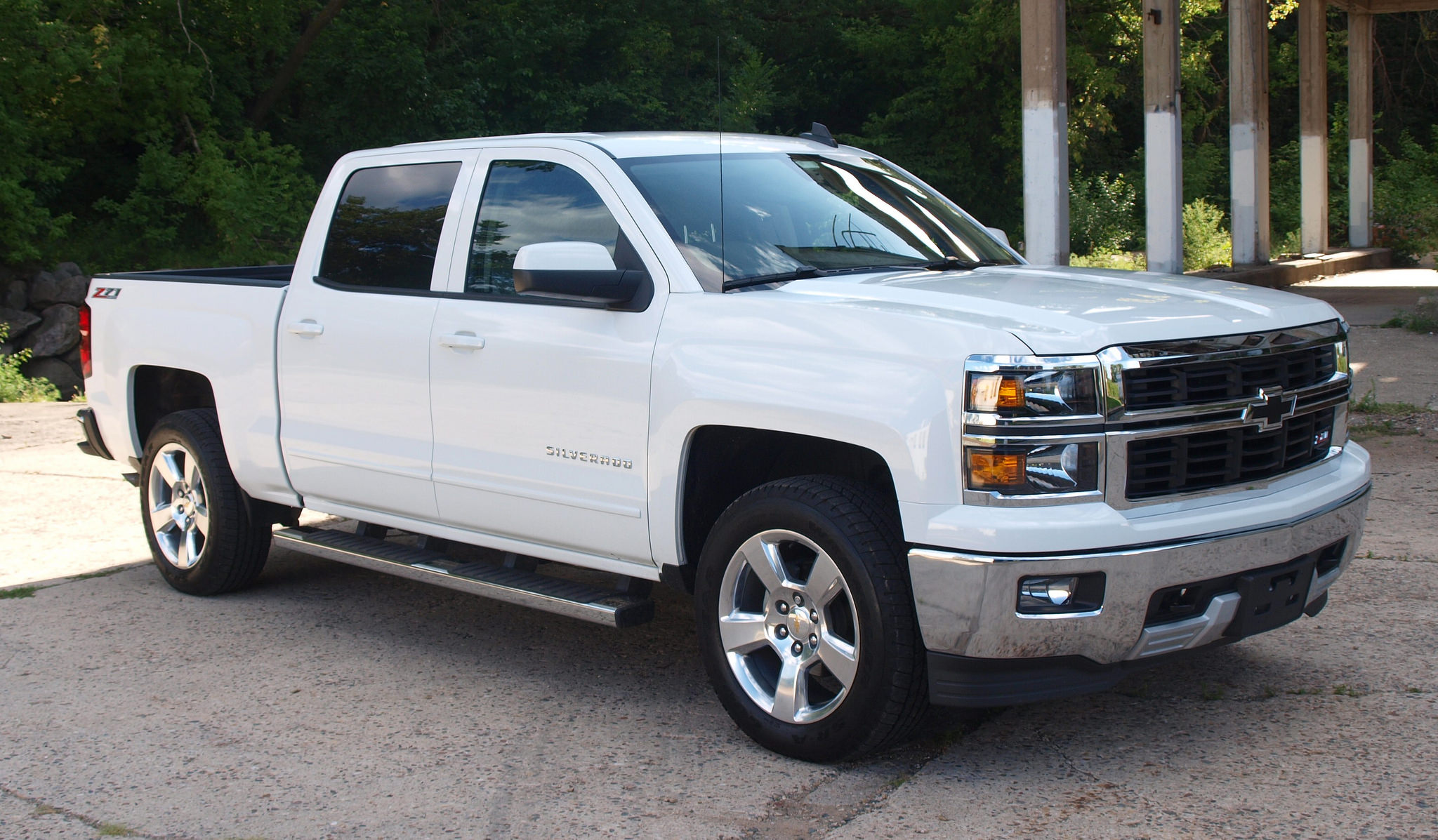 2015 chevrolet silverado 1500 lt 4wd crew cab review. Cars Review. Best American Auto & Cars Review