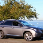 2015 Lexus RX 450h Hybrid Crossover SUV Review