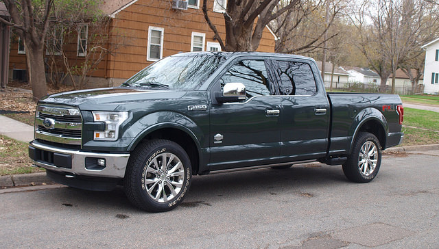 2015 Ford F-150 King Ranch SuperCrew 4X4
