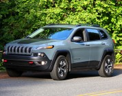 2015 Jeep Cherokee Trailhawk 4×4 Review