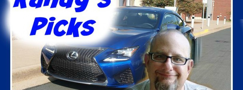 Car Buyer's Guide for 2015-2016: Randy's Picks