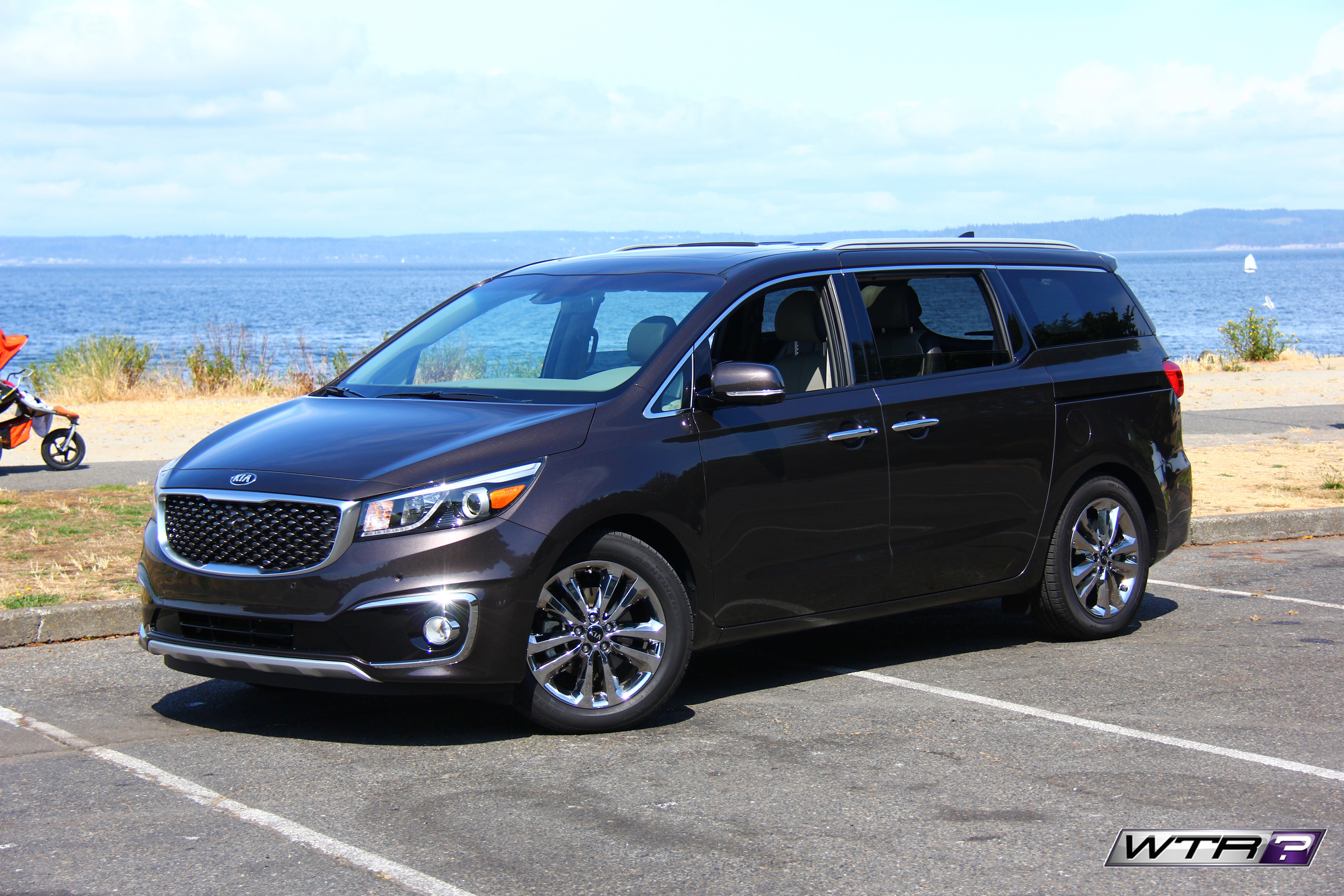 Brilliant 2016 Kia Sedona SXLimited Review  Why This Ride
