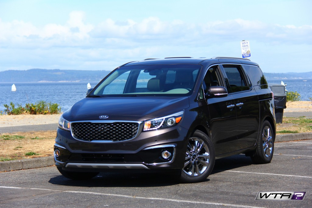 Beautiful 2016 Kia Sedona SXLimited Review  Why This Ride