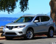 2016 Nissan SV AWD Rogue Review